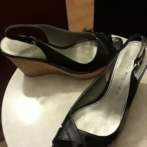 Marc Fisher Shoes - Woman's wedge heel
